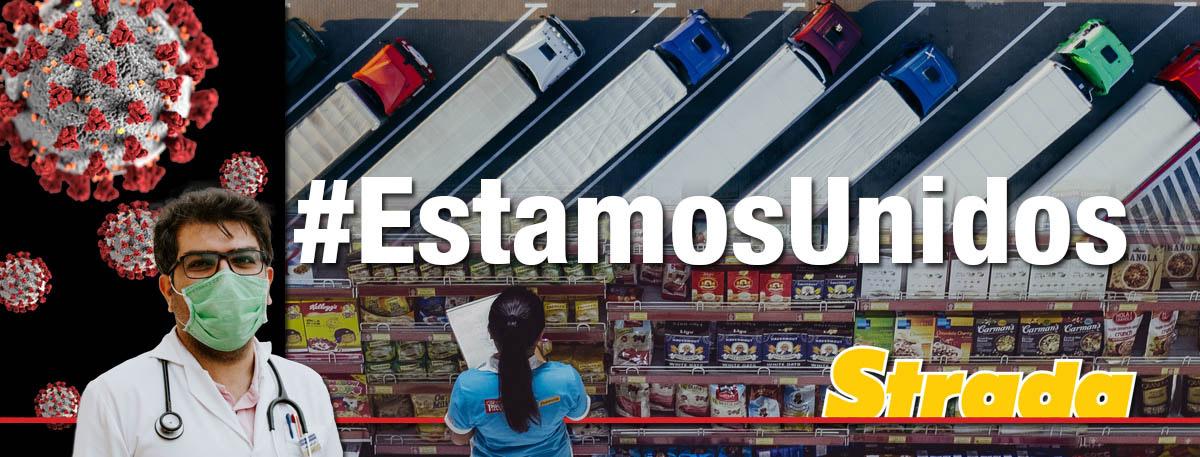 Jornal  Strada: #EstamosJuntos