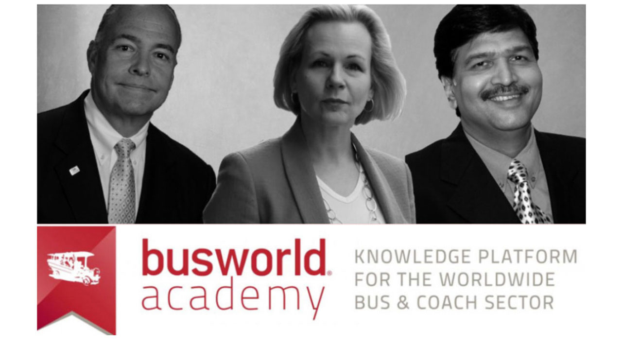 BUSWORLD ACADEMY webinar sobre a COVID-19