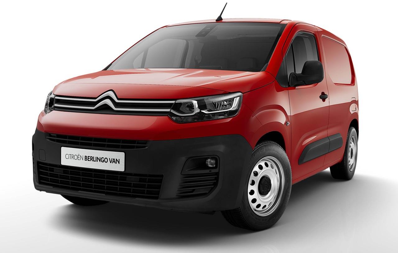 Citroën Berlingo - Photo: Citroën