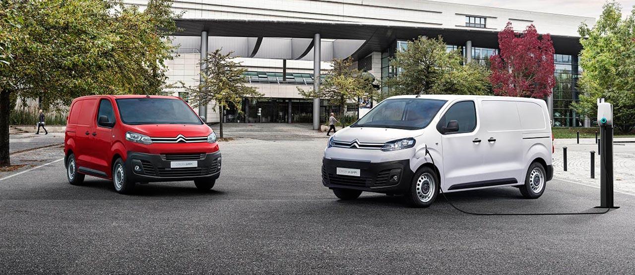 Citroën ë-Jumpy - Photo: Citroën