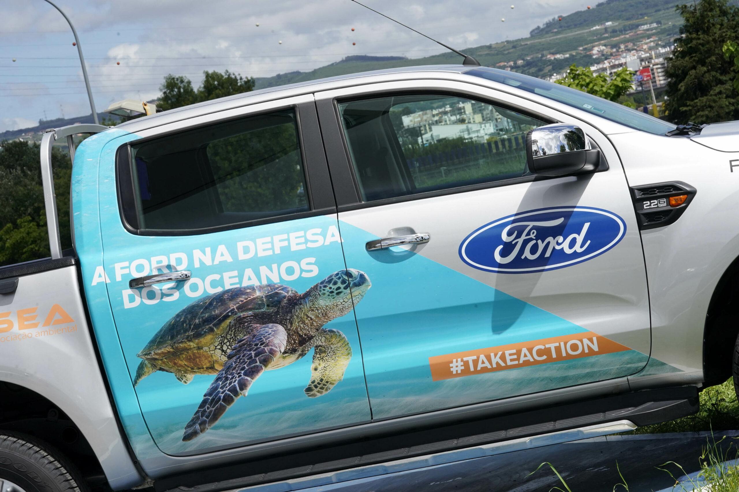 Ford Ranger XLT - Photo Ford