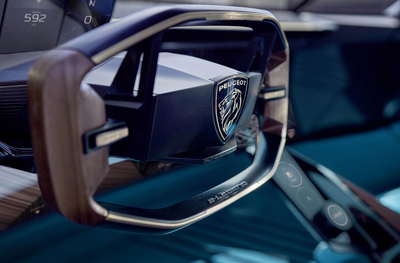 Volante Peugeot - Photo Peugeot