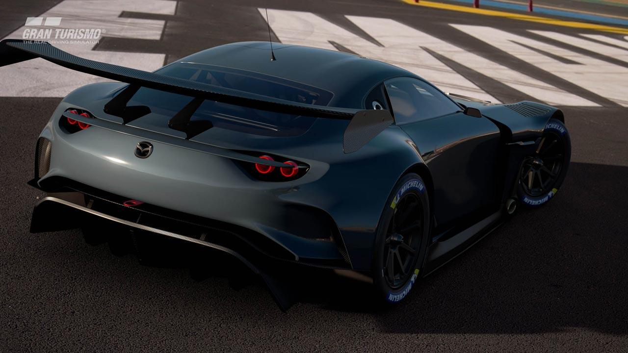 Mazda X-Vision GT3 CONCEPT - Photo: Mazda