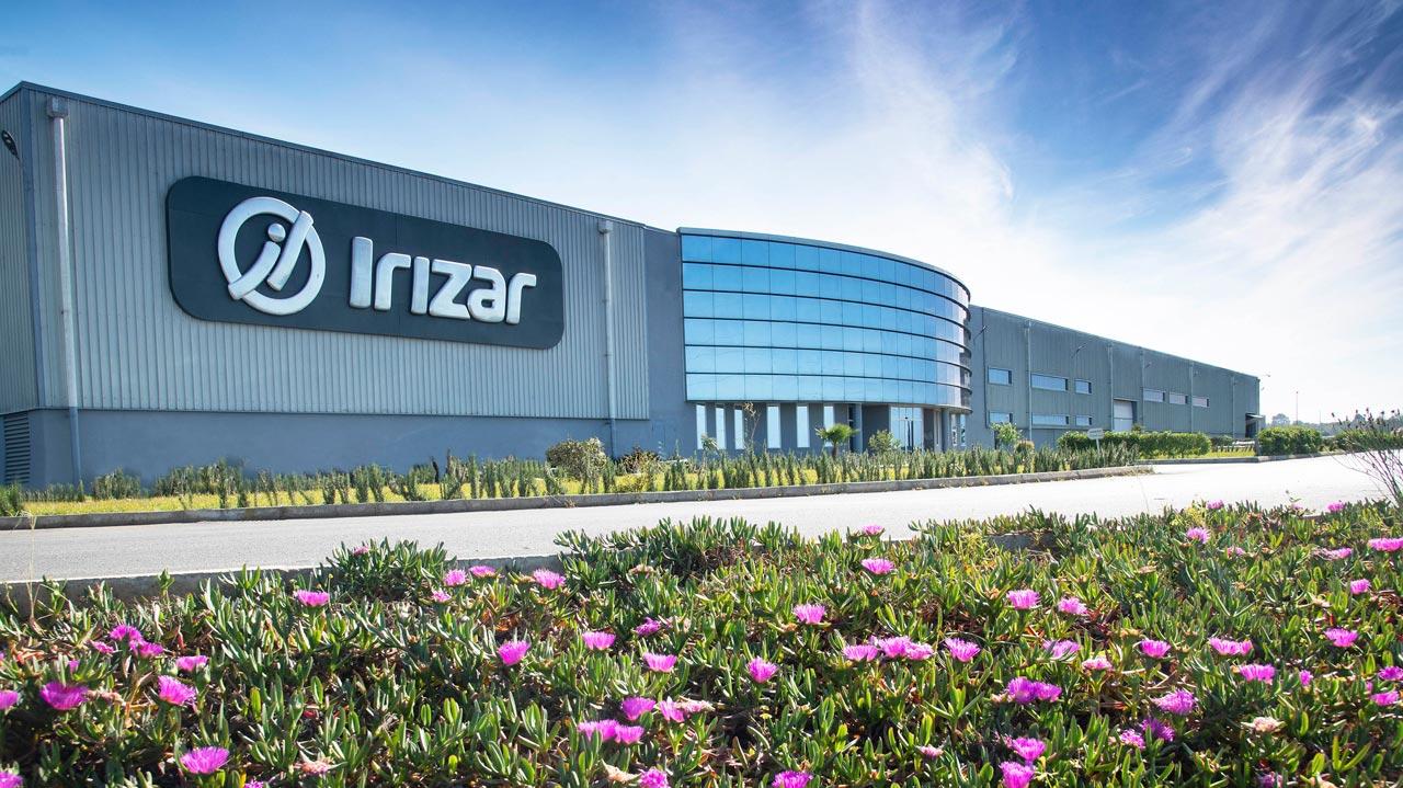 Irizar Maroc Plant - Photo: Irizar
