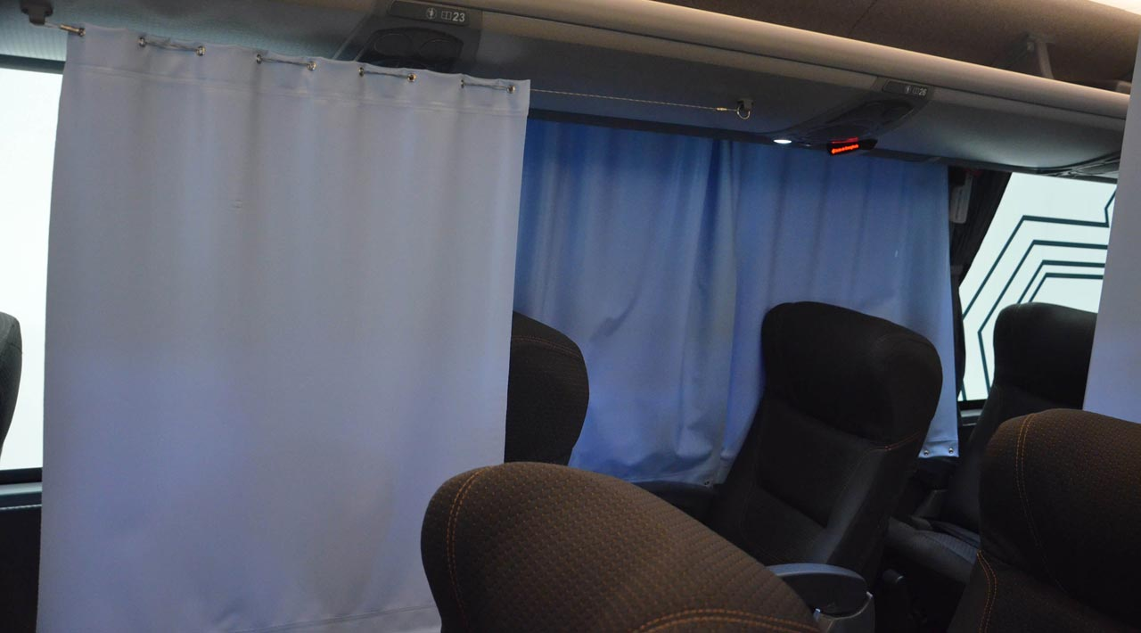 ANTIMICROBIAL CURTAINS