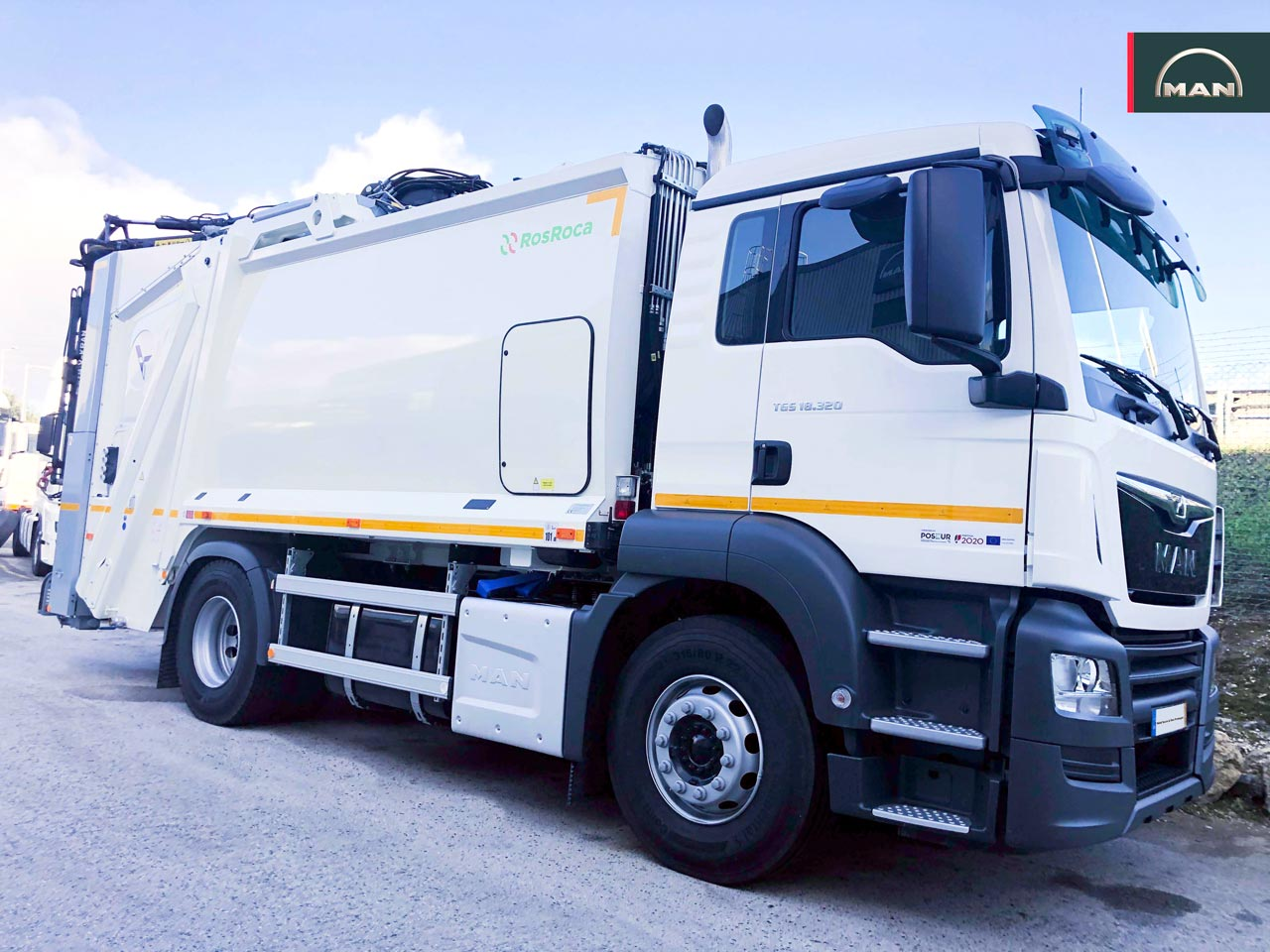 MAN TGM 18.320 - Photo: MAN Truck & Bus