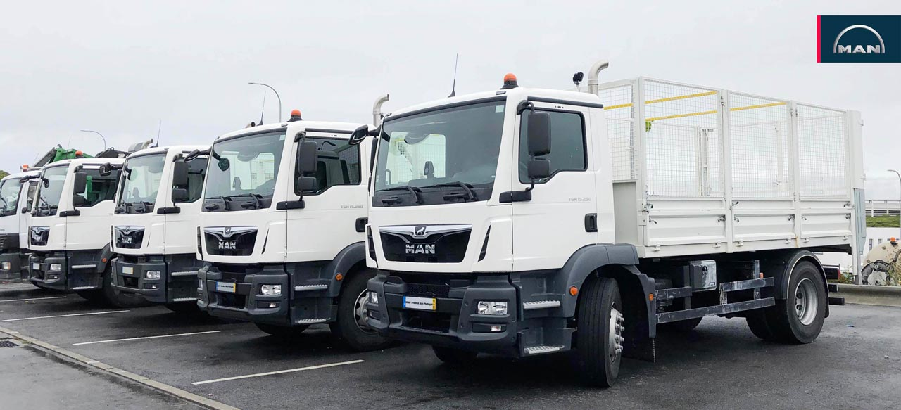 MAN TGM 15.250 - Photo: MAN Truck & Bus