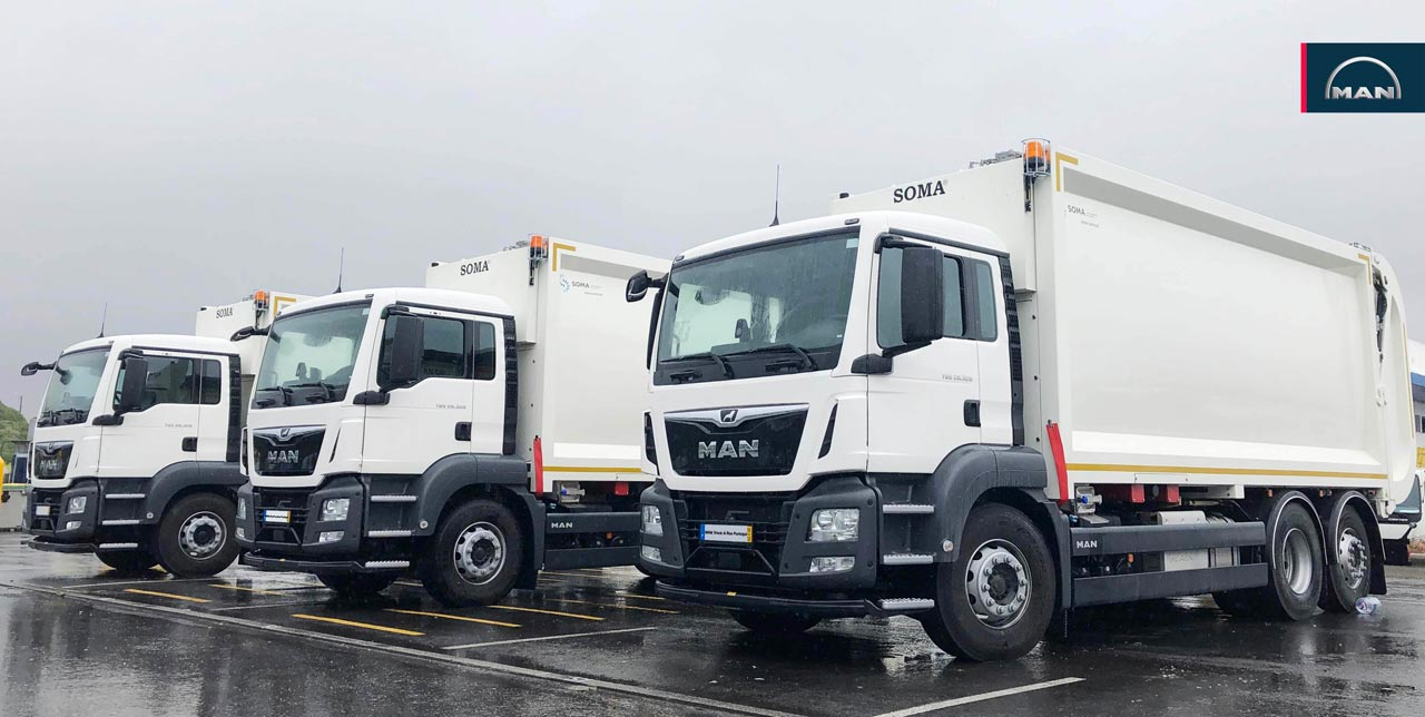 MAN TGS 26.320 - Photo: MAN Truck & Bus