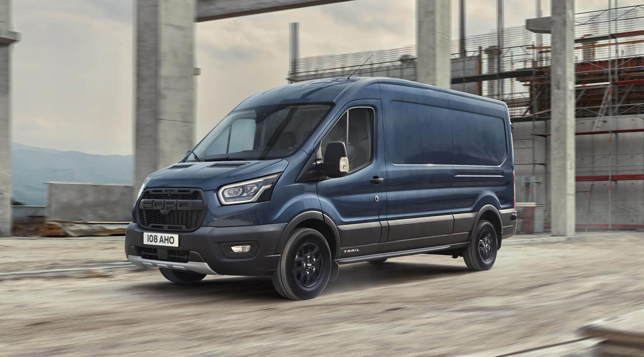 Ford Transit Trail - Photo: Ford