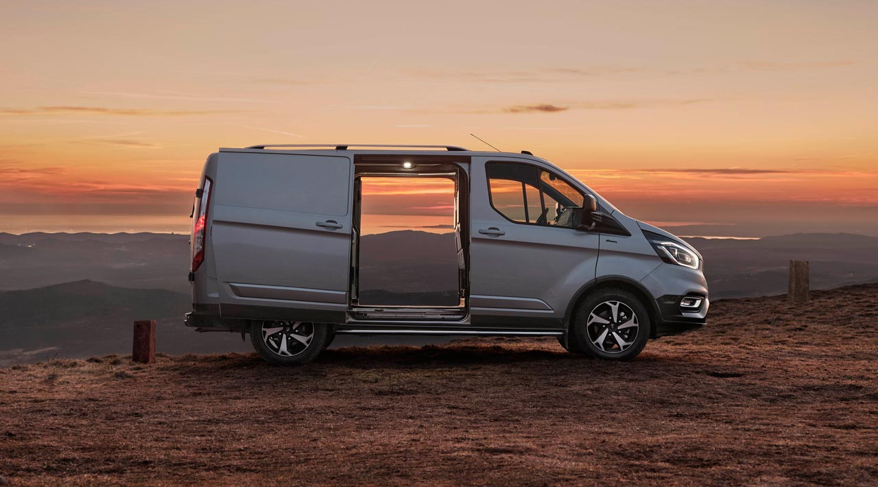Ford Transit Custom Active - Photo: Ford