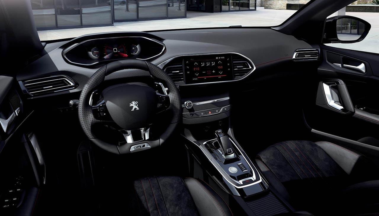 Interior - Photo: Peugeot