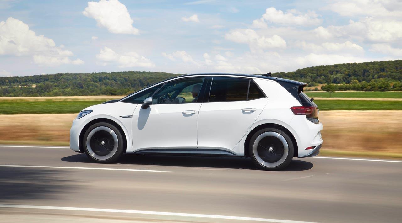 Volkswagen ID.3 - Photo: Volkswagen