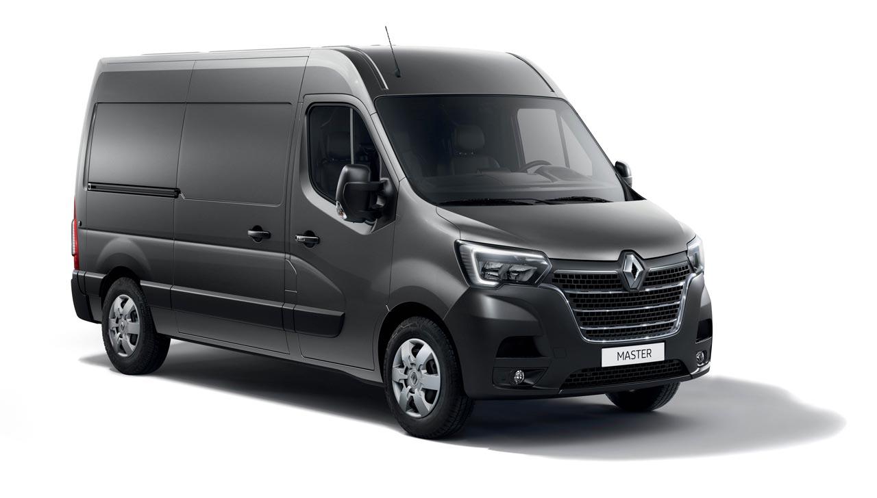 Renault Master ZE - Photo: Renault