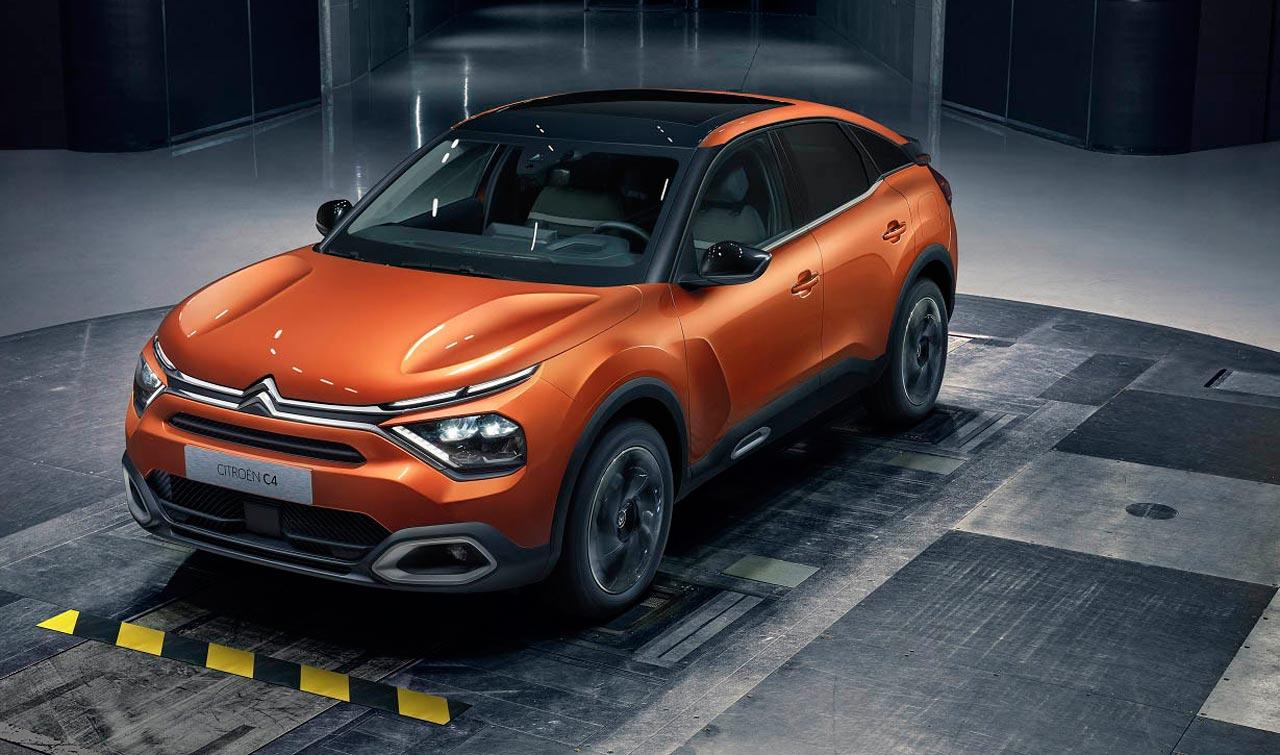 Citroën C4 - Photo: Citroën