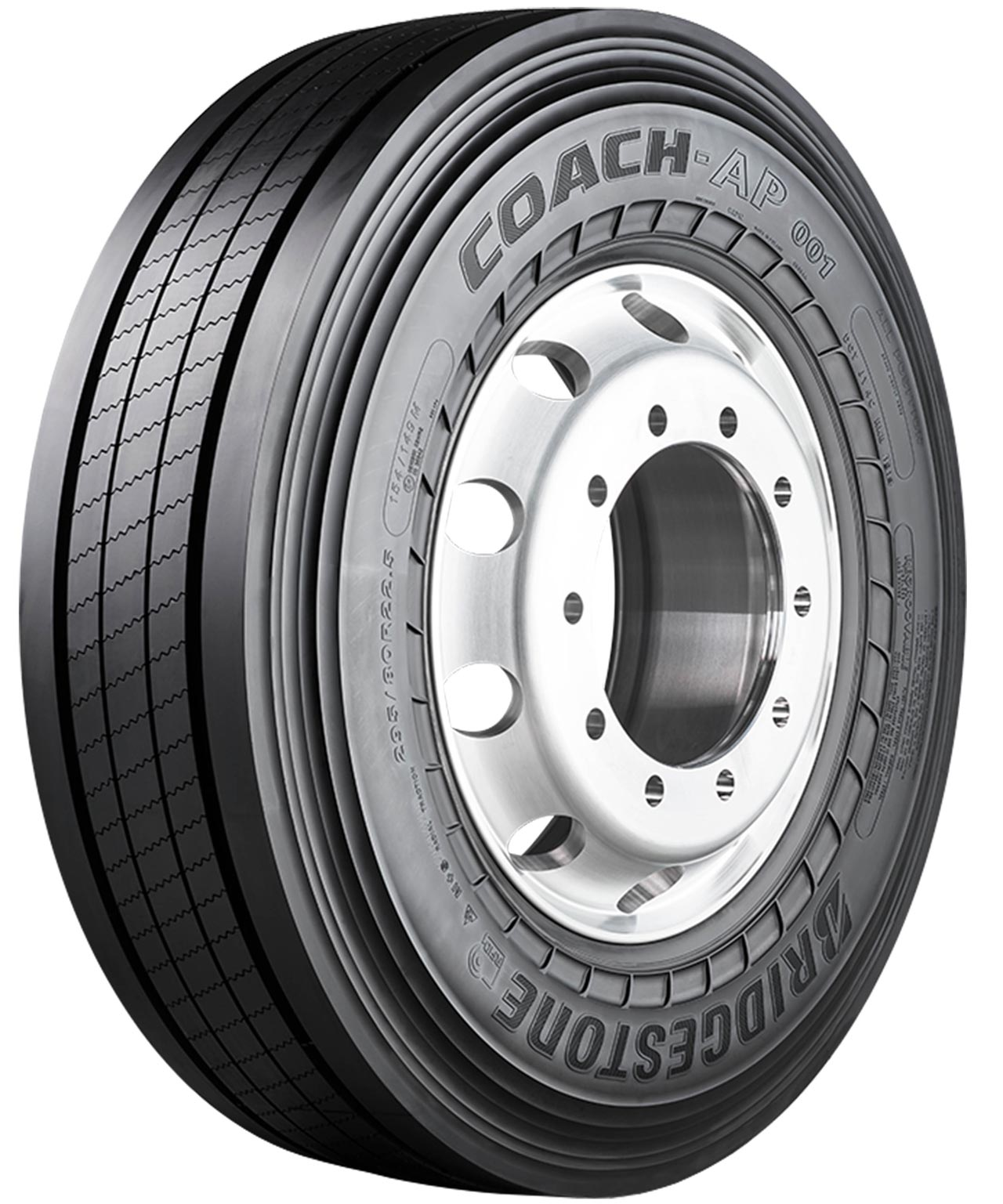 Bridgestone BS_Coach-AP - Photo: Bridgestone