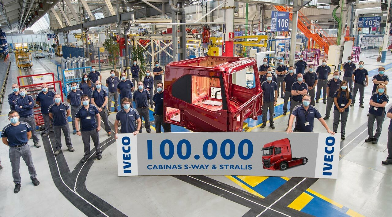 100.000ª CABINA