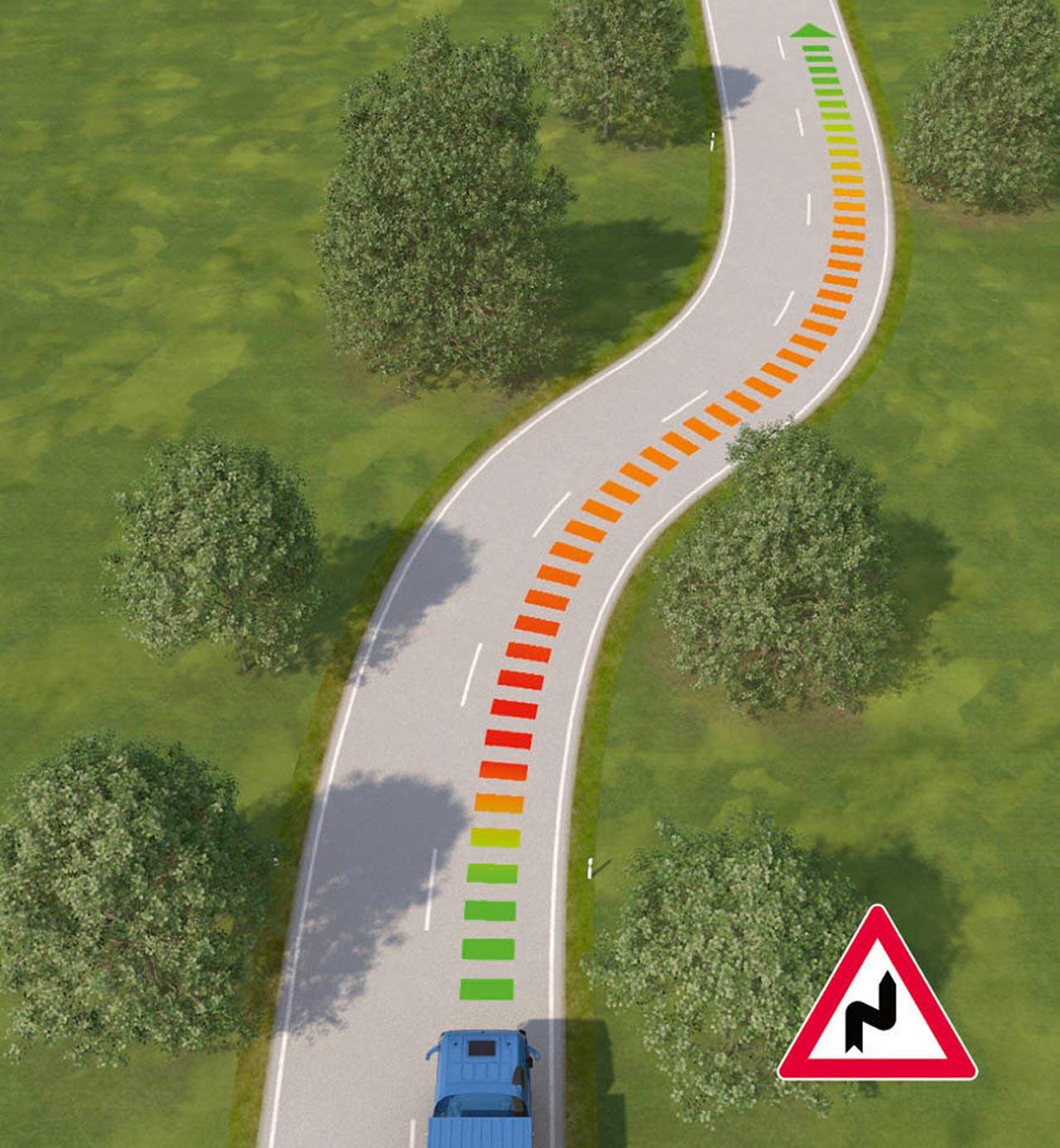 Mercedes-Benz Predictive Powertrain Control - Photo: Daimler