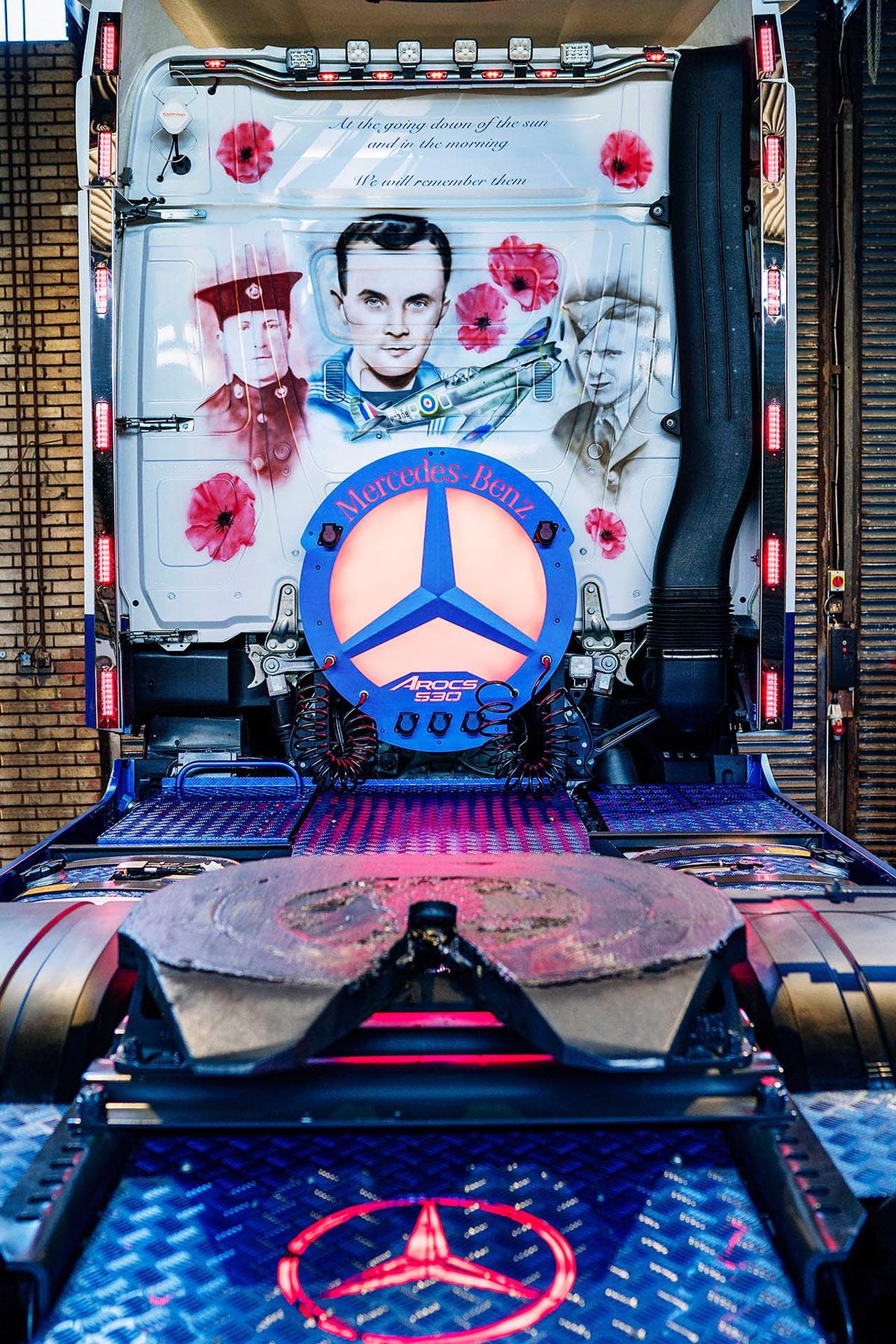 Mercedes-Benz Axor - Photo: Daimler