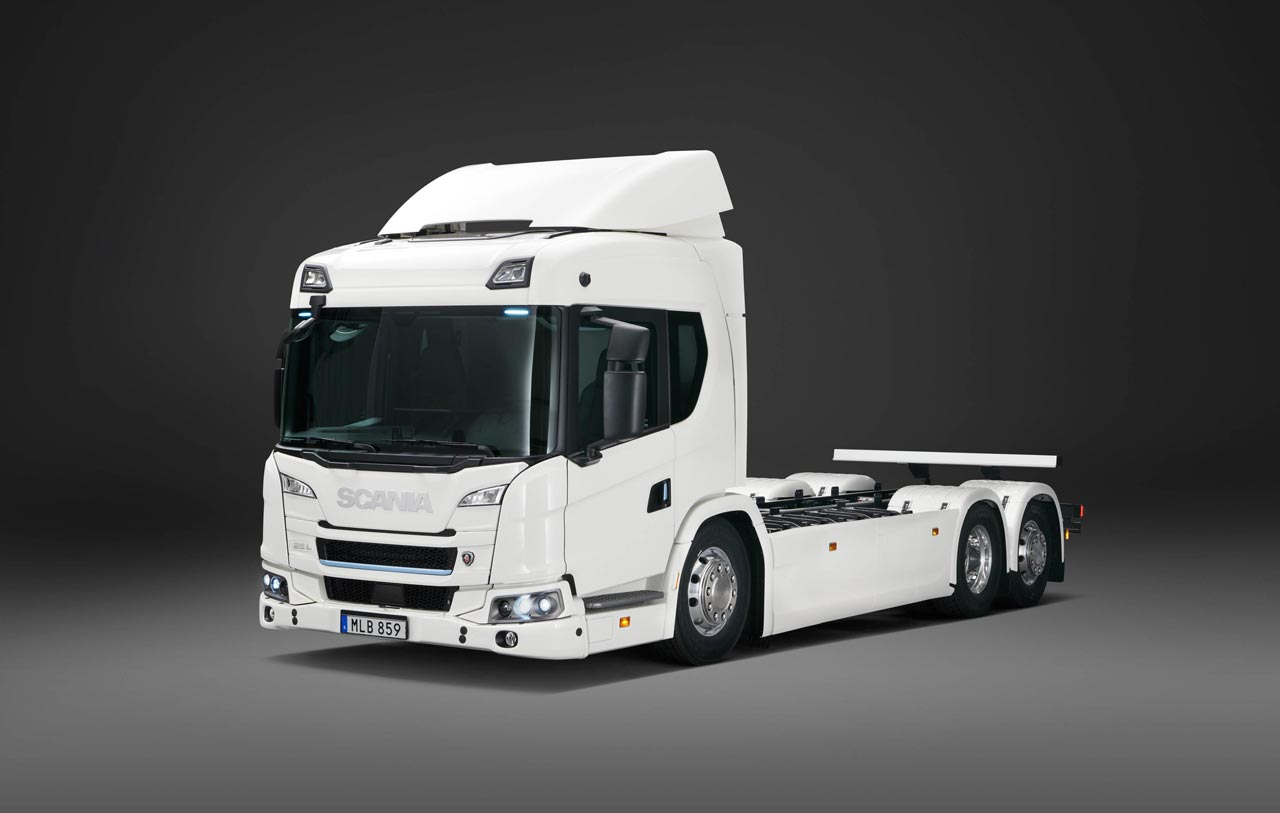 Scania 25 L - Source: Scania