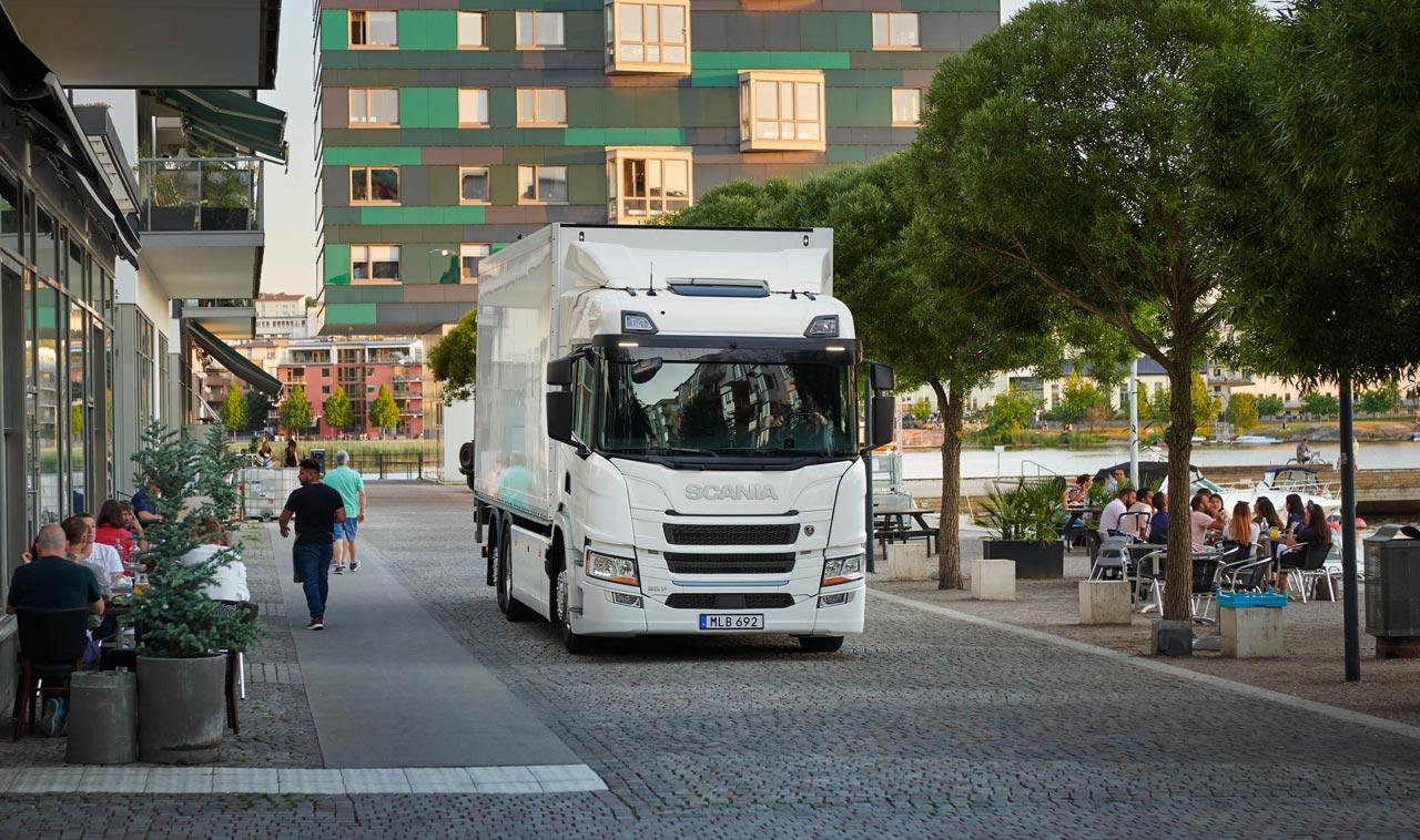 Scania 25 P - Source: Scania
