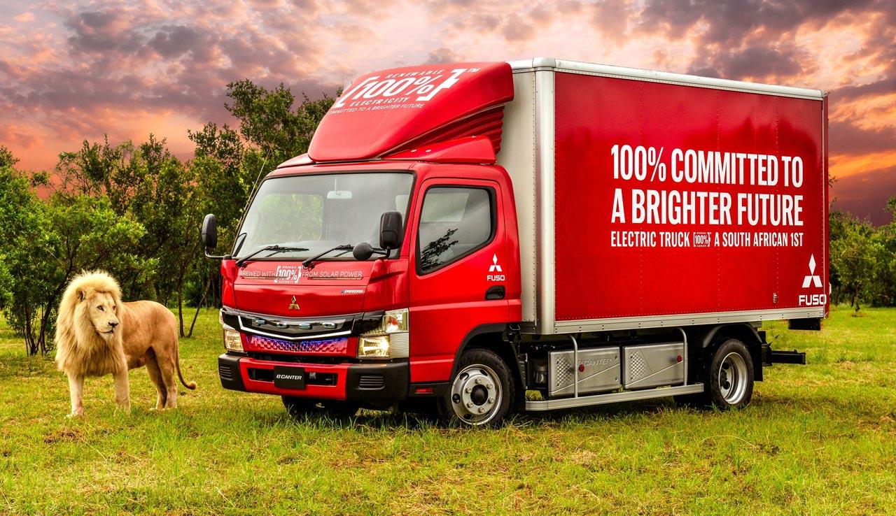 FUSO e-Canter — Source: Daimler