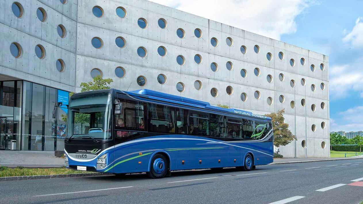 IVECO BUS: líder em mobilidade sustentável em 2020