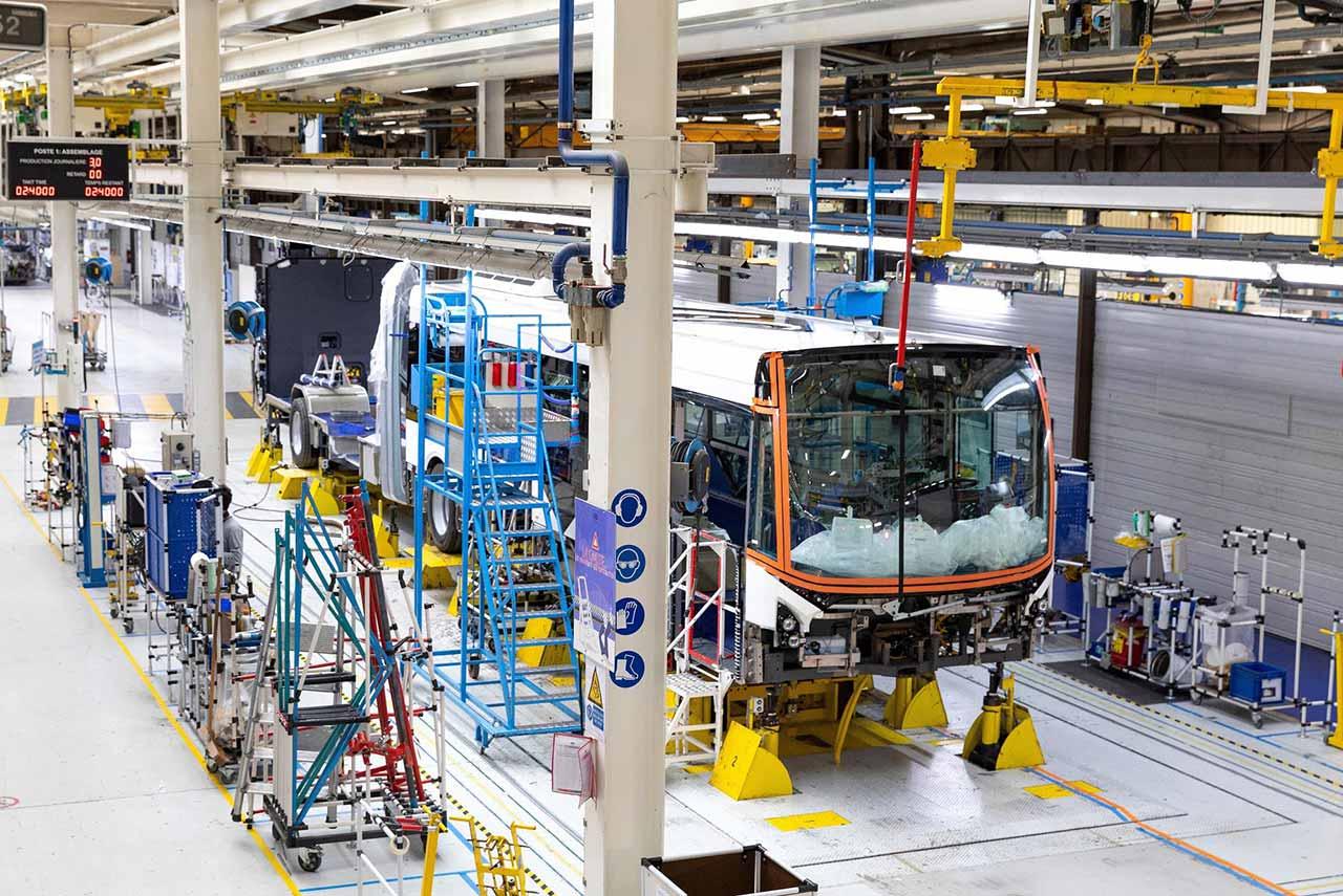 Production E-WAY Trolley