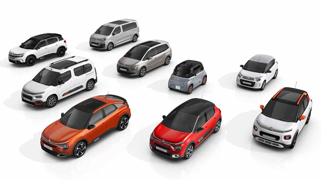 Citroën Home Delivery — Source: Citroën