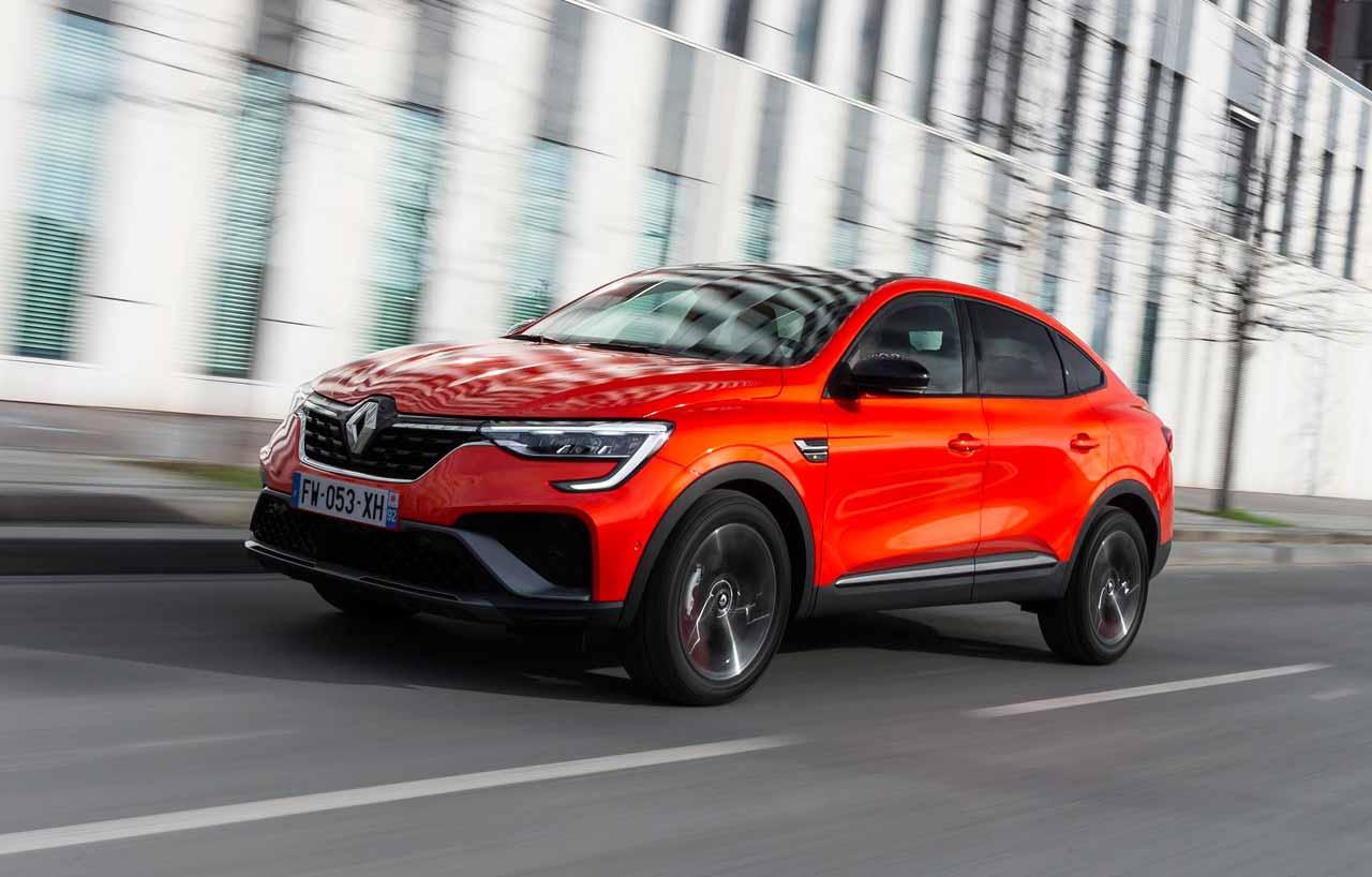 Renault Arkana — Source: Renault