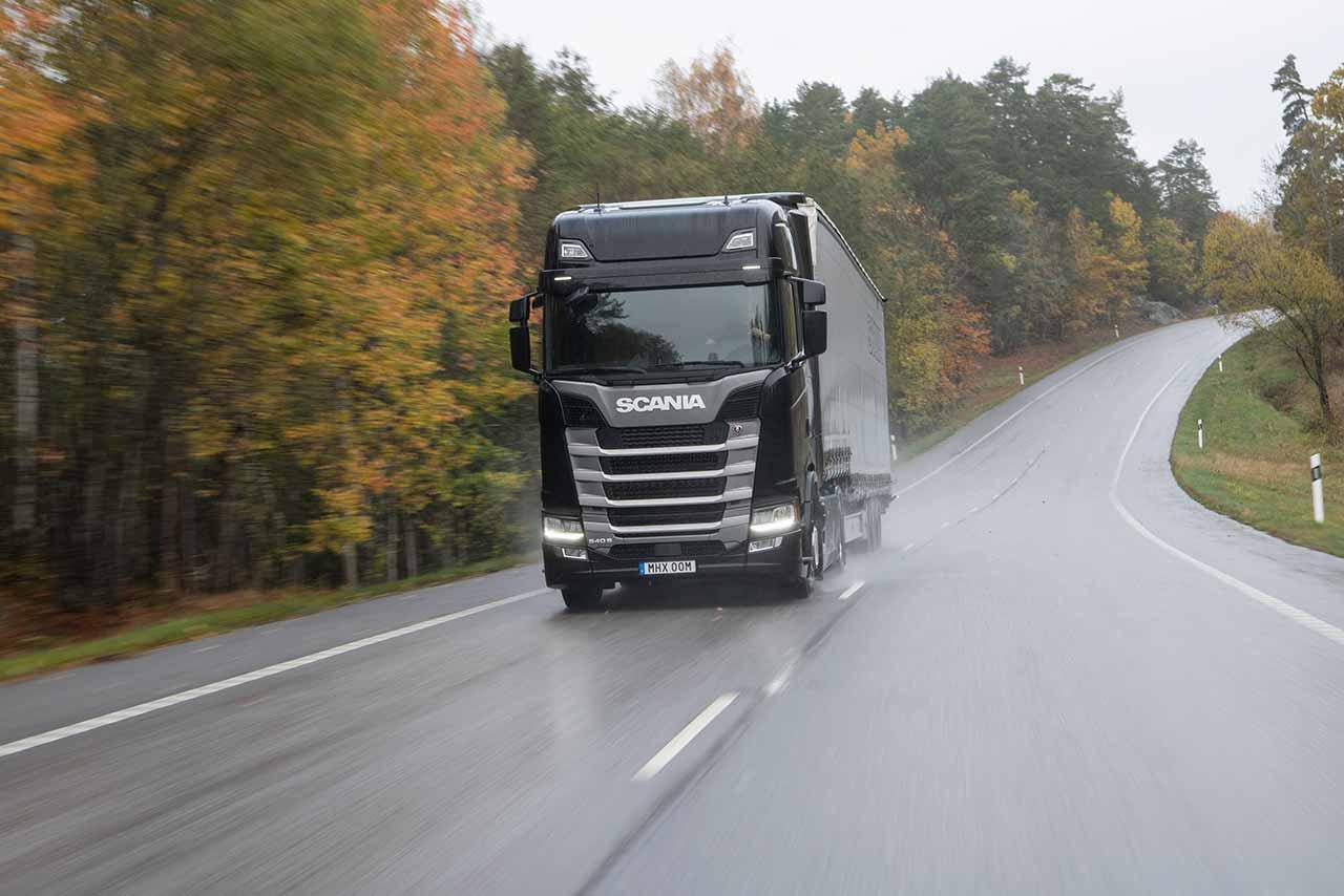 Scania 540S — Source: Scania